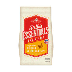 Stella's Essentials Grain-Free Cage Free Chicken & Lentils Recipe Dry Dog Food