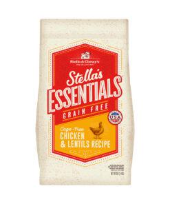 Stella's Essentials Grain-Free Cage Free Chicken & Lentils Recipe Dry Dog Food