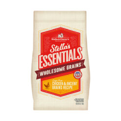 Stella's Essentials Wholesome Grains Cage Free Chicken & Ancient Grains Recipe Dry Dog Food