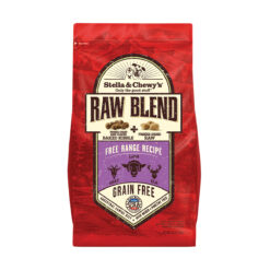 Stella & Chewy's Raw Blend Free Range Recipe Dry Dog Food