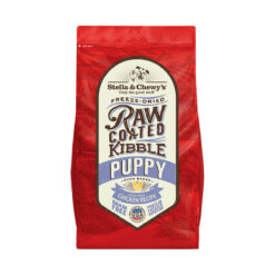 Stella & Chewy's Freeze-Dried Raw Coated Cage-Free Chicken Recipe Puppy Dry Dog Food