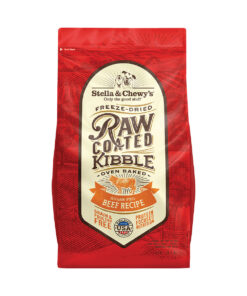 Stella & Chewy's Freeze-Dried Raw Coated Grass-Fed Beef Recipe Dry Dog Food