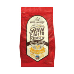 Stella & Chewy's Freeze-Dried Raw Coated Cage-Free Chicken Recipe Small Breed Dry Dog Food