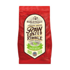 Stella & Chewy's Freeze-Dried Raw Coated Cage-Free Duck Recipe Dry Dog Food