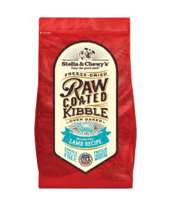 Stella & Chewy's Freeze-Dried Raw Coated Grass-Fed Lamb Recipe Dry Dog Food