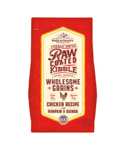Stella & Chewy's Freeze-Dried Raw Coated Wholesome Grains Cage-Free Chicken Recipe Dry Dog Food