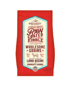 Stella & Chewy's Freeze-Dried Raw Coated Wholesome Grains Grass-Fed Lamb Recipe Dry Dog Food