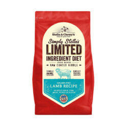 Stella & Chewy's Simply Stella's Limited Ingredient Grass-Fed Lamb Recipe Dry Dog Food