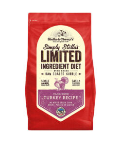 Stella & Chewy's Simply Stella's Limited Ingredient Cage Free Turkey Recipe Dry Dog Food