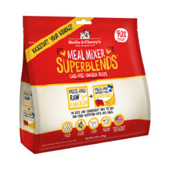 Stella & Chewy's SuperBlends Cage-Free Chicken Recipe Meal Mixers Freeze-Dried Raw Dog Food Topper