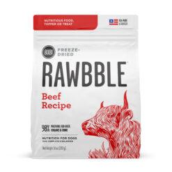 Bixbi Rawbble Freeze Dried Beef Recipe Dry Dog Food