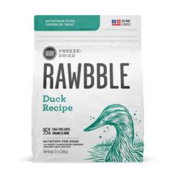Bixbi Rawbble Freeze Dried Duck Recipe Dry Dog Food