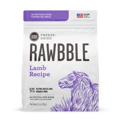 Bixbi Rawbble Freeze Dried Lamb Recipe Dry Dog Food