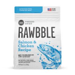 Bixbi Rawbble Freeze Dried Salmon & Chicken Recipe Dry Dog Food