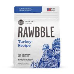 Bixbi Rawbble Freeze Dried Turkey Recipe Dry Dog Food