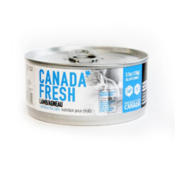 Canada Fresh Lamb Canned Cat Food