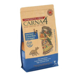 Carna4 Chicken Formula Hand Crafted Dry Cat Food