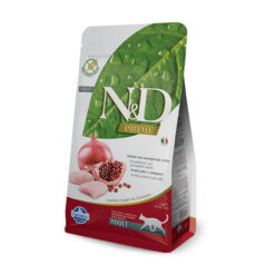 Farmina N&D Prime Chicken & Pomegranate Recipe Adult Cat Dry Food