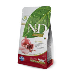 Farmina N&D Prime Chicken & Pomegranate Recipe Neutered Adult Cat Dry Food