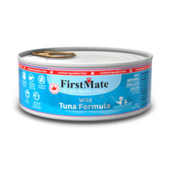 FirstMate Wild Tuna Formula Limited Ingredient Grain-Free Canned Cat Food