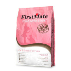 FirstMate Grain Friendly Cat & Kitten Formula Dry Cat Food