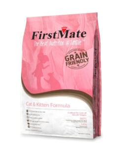 FirstMate Grain Friendly Cat & Kitten Formula Dry Cat Food