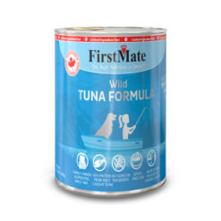 FirstMate Wild Tuna Formula Limited Ingredient Grain-Free Canned Dog Food