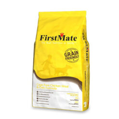 FirstMate Grain Friendly Cage Free Chicken Meal & Oats Formula Dry Dog Food