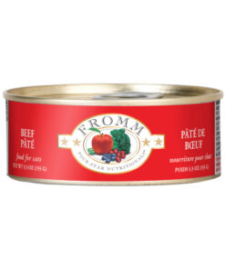 Fromm Four Star Grain Free Beef Pate Canned Cat Food