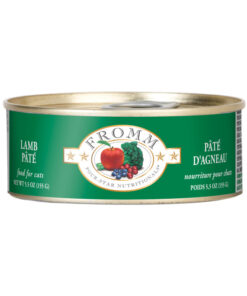 Fromm Four Star Grain Free Lamb Pate Canned Cat Food