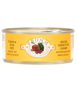 Fromm Four Star Grain Free Turkey & Duck Pate Canned Cat Food