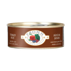 Fromm Four Star Grain Free Turkey Pate Canned Cat Food