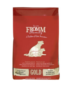 Fromm Gold Large Breed Weight Management Dry Dog Food