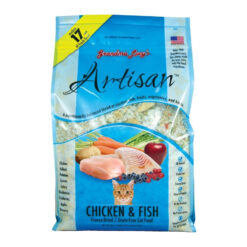 Grandma Lucy's Freeze-Dried Grain-Free Artisan Chicken & Fish Cat Food