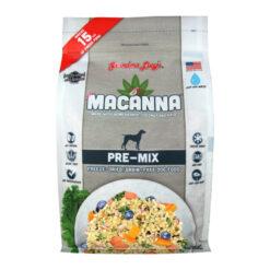 Grandma Lucy's Macanna Grain-Free Pre-Mix Freeze-Dried Dog Food