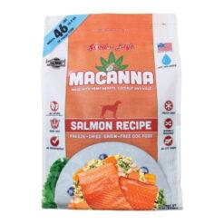 Grandma Lucy's Macanna Salmon Freeze Dried Dog Food