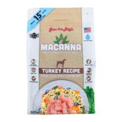 Grandma Lucy's Macanna Turkey Freeze Dried Dog Food