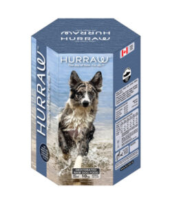 Hurraw Fresh Fish Dehydrated Raw Dog Food