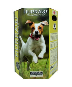 Hurraw Tasty Turkey Dehydrated Raw Dog Food