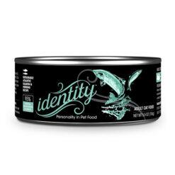 identity 95% Sustainable Atlantic Salmon & Herring Canned Cat Food