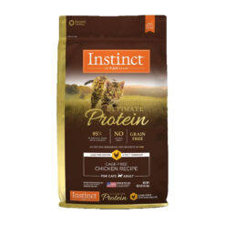 Nature's Variety Instinct Ultimate Protein Grain-Free Cage-Free Chicken Recipe Dry Cat Food