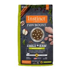 Nature's Variety Instinct Raw Boost Healthy Weight Grain-Free Chicken Recipe Dry Cat Food