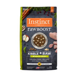 Nature's Variety Instinct Raw Boost Healthy Weight Grain-Free Chicken Recipe Dry Dog Food