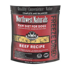 Northwest Naturals Freeze Dried Beef Nuggets Dry Dog Food
