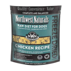 Northwest Naturals Freeze Dried Chicken Nuggets Dry Dog Food