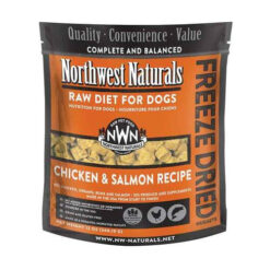 Northwest Naturals Freeze Dried Chicken & Salmon Nuggets Dry Dog Food