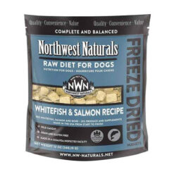 Northwest Naturals Freeze Dried Whitefish & Salmon Nuggets Dry Dog Food
