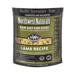 Northwest Naturals Freeze Dried Lamb Nuggets Dry Dog Food