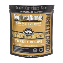 Northwest Naturals Freeze Dried Turkey Nuggets Dry Dog Food