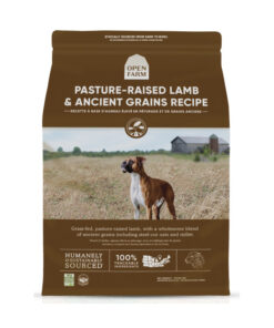 Open Farm Pasture-Raised Lamb & Ancient Grains Recipe Dry Dog Food